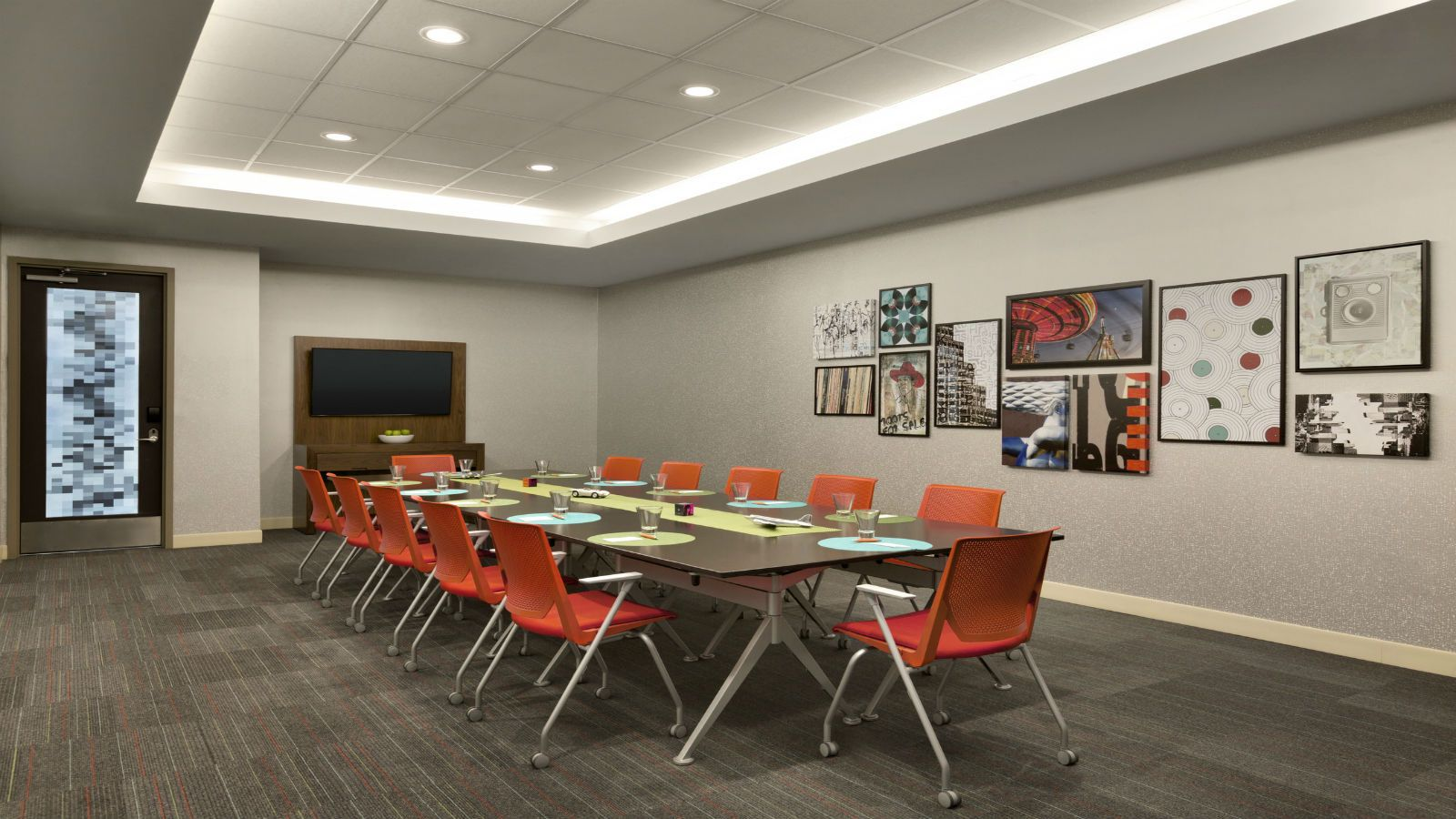 Meeting Space in Dallas TX - Tactic Meeting Room